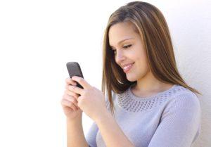 Если дозвониться в сервисный центр не получилось, можно воспользоваться мобильным порталом.