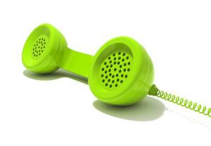 В справочную можно позвонить с домашнего телефона