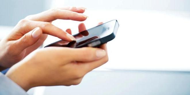 Набор номера на мобильном телефоне