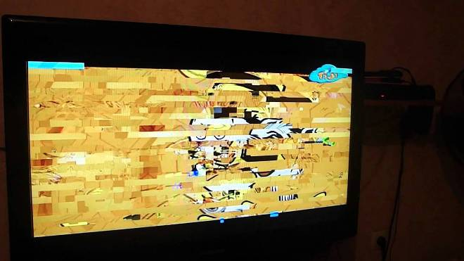 Проблемы с показом ТВ
