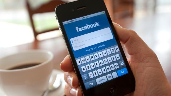 Приложение Facebook