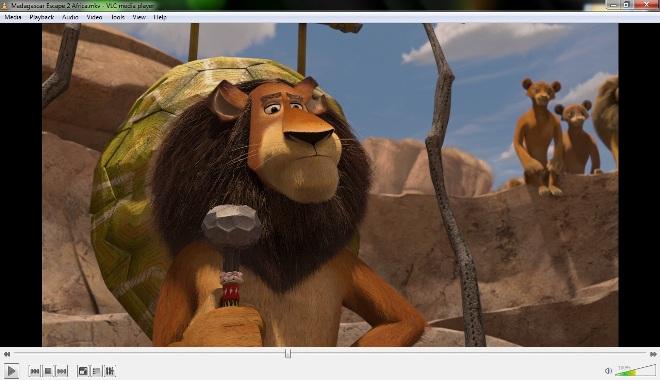 Просмотр ТВ на VLC Player
