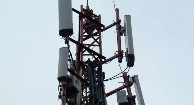 Базовая станция с антеннами