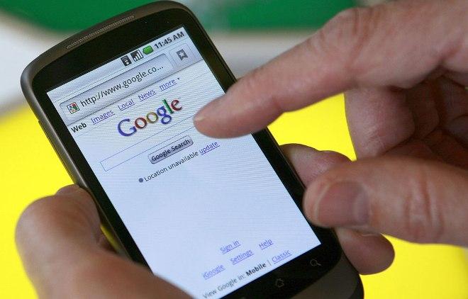Мобильный интернет в телефоне
