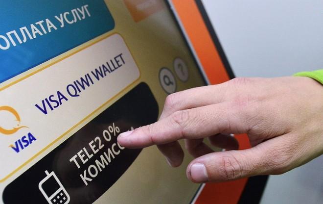 Оплата счета Теле2 через терминал Qiwi