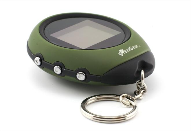 Брелок со встроенным GPS