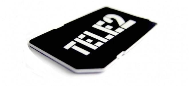 Порядок активации сим-карты от оператора Теле2