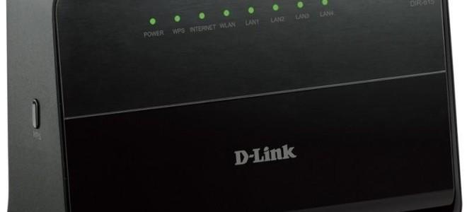 Особенности настройки роутера D Link DIR 615 Ростелеком
