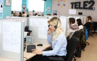 Способы связи с операторами службы поддержки Теле2