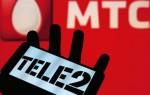 Как можно перечислить средства с теле2 на мтс
