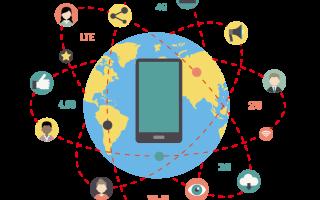 EDGE связь: принцип действия и отключение технологии