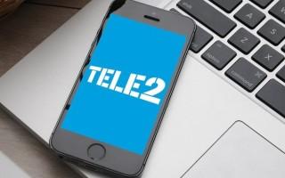 Особенности подключения мобильного интернета Tele2