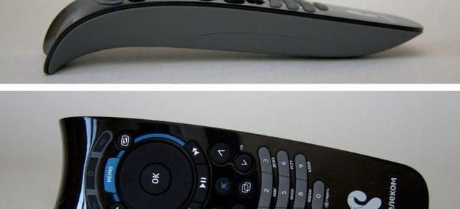Настройка пульта от ТВ-приставки Ростелеком