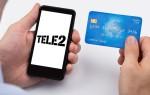 Как перевести деньги со счета Теле2 на карту Сбербанка