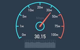 Какова реальная скорость интернета Yota