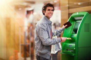 Оплачивая связь с помощью банкомата, не забывайте распечатывать квитанцию.