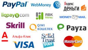 Электронные платежные системы.