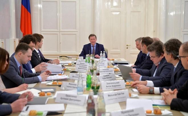 Заседание совета директоров Ростелеком