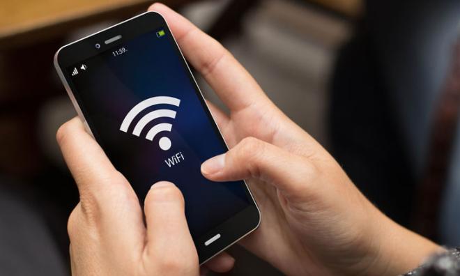 Wi-Fi на телефоне