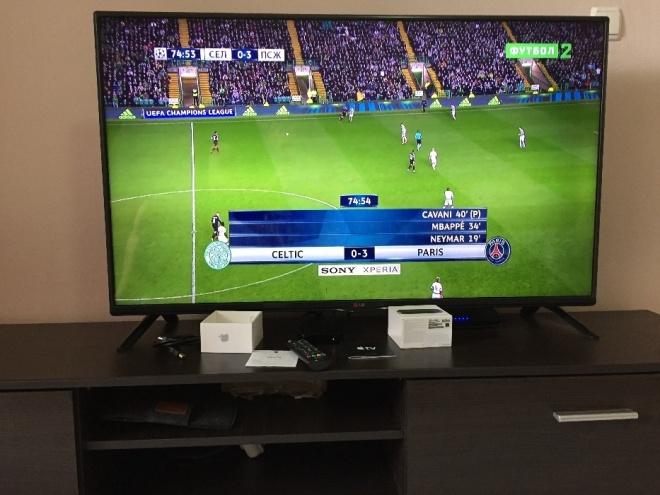 Спортивный телеканал