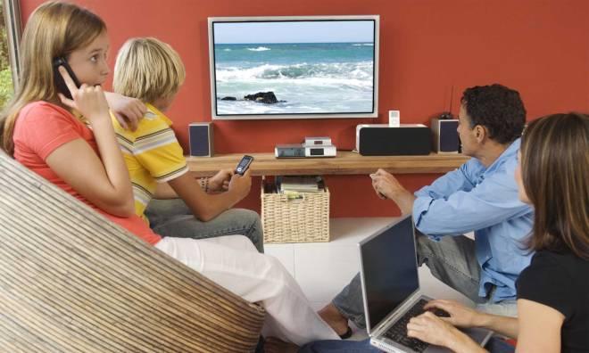 Просмотри кино по телевизору