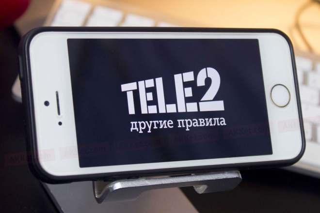 Телефон с Теле2