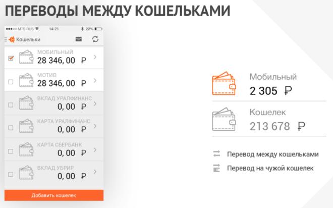 Перевод денег с Мотива на Теле2